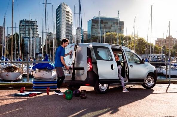 Plan Renault Kangoo 5 Asientos En Mardelplata En Cuotas