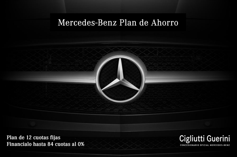 Mercedes-Benz Plan de Ahorro